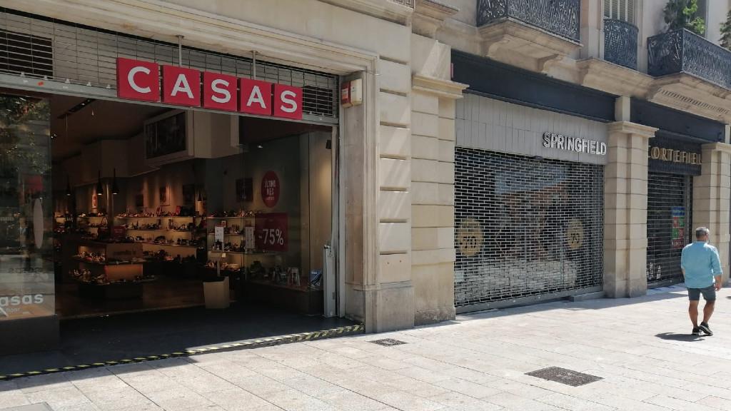 Botigues del Portal de l'Àngel