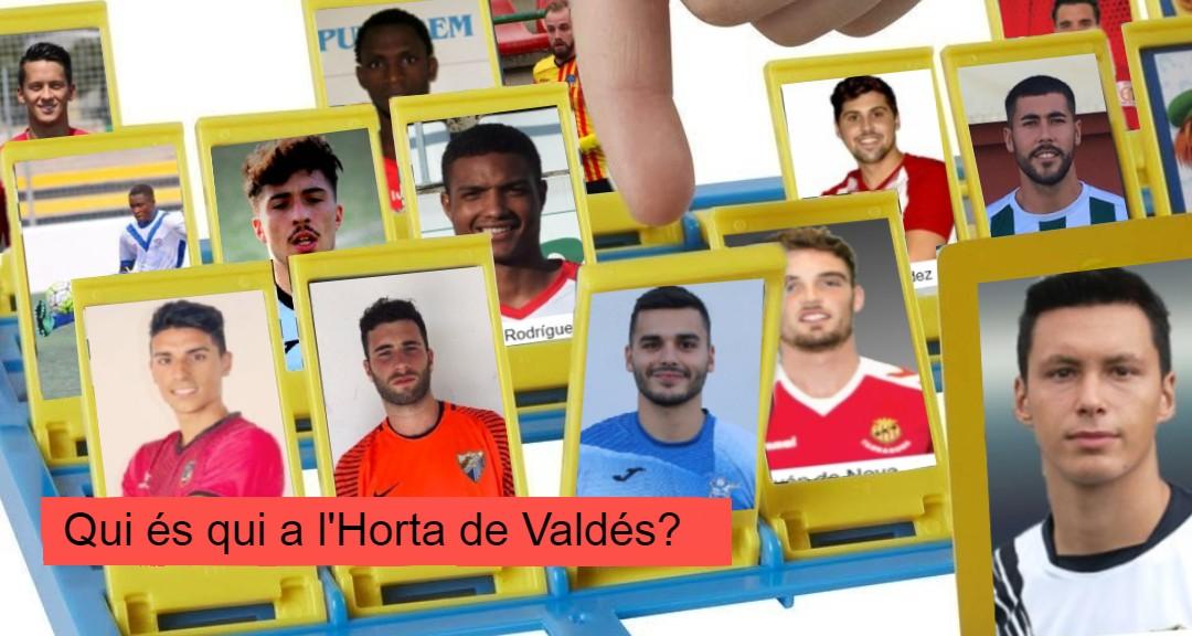 Qui és qui a l'Horta de Víctor Valdés