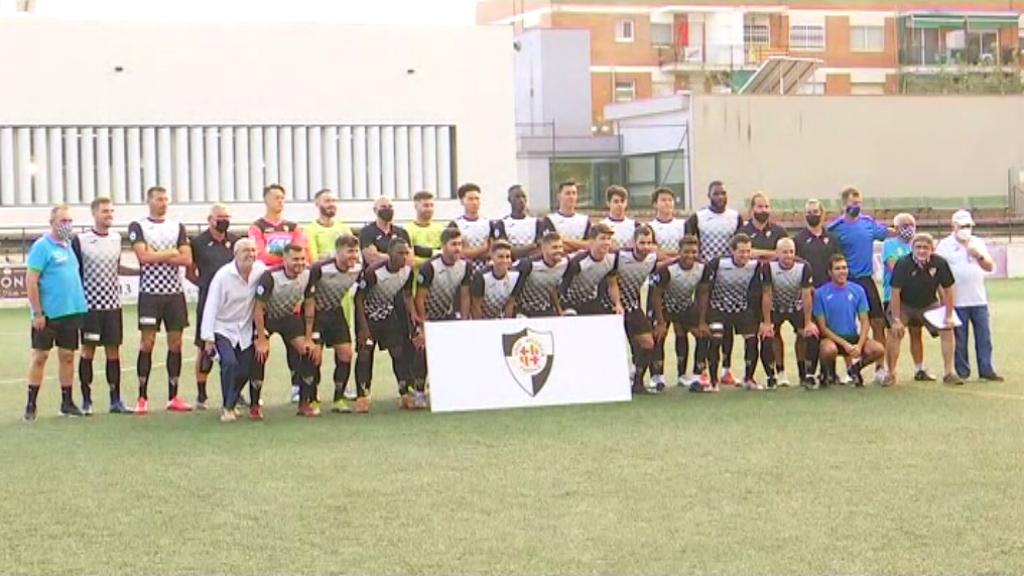 Presentació UA Horta Valdés temporada 2020