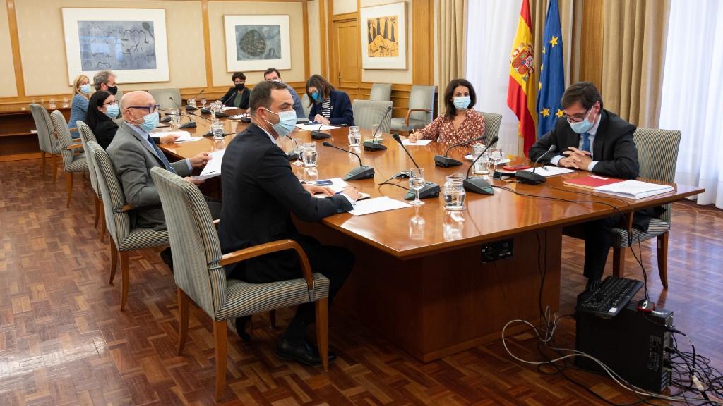 Reunió del Consell Interterritorial de Salut