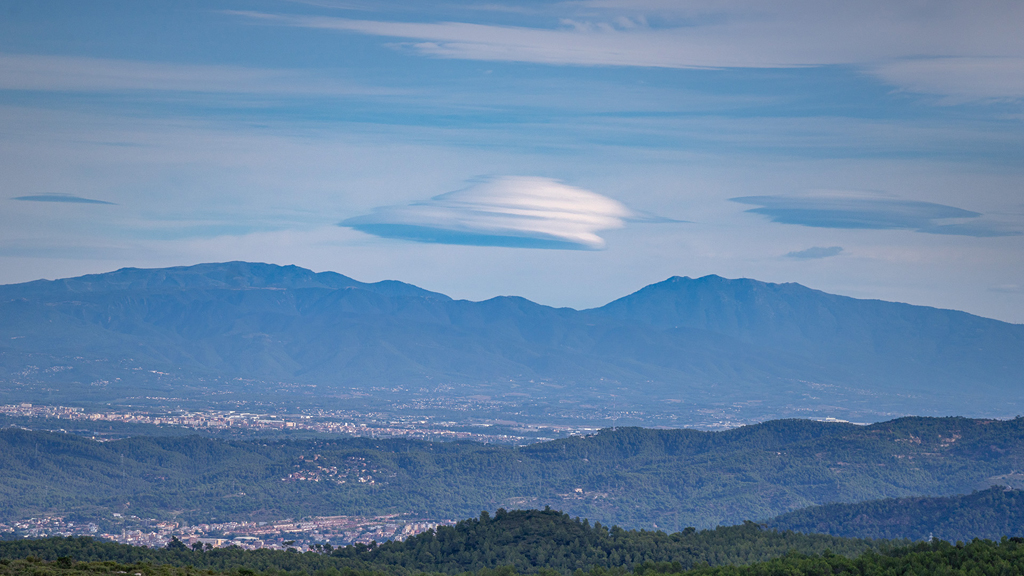 Núvol lenticular