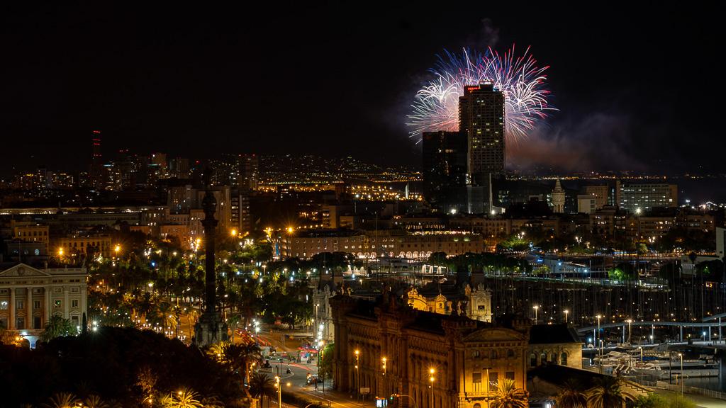 Festa Major Merce 2020 piromusical