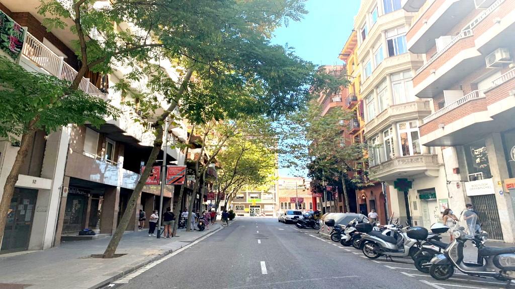Baralla carrer Craywinkle