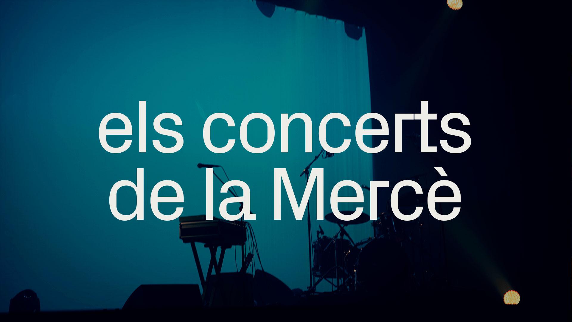 concerts de la merce