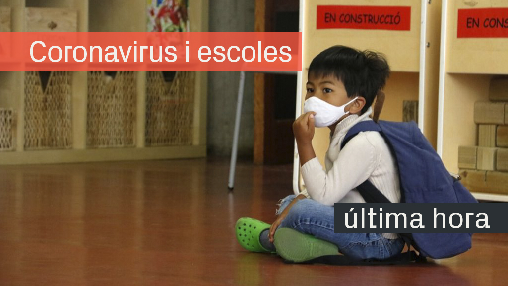 coronavirus escoles