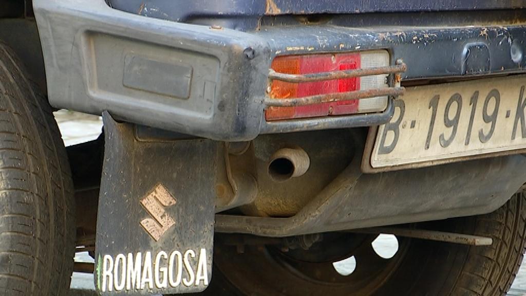 cotxes contaminants zbe