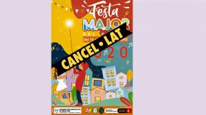 Festa Major Farró 2020 cancel·lada