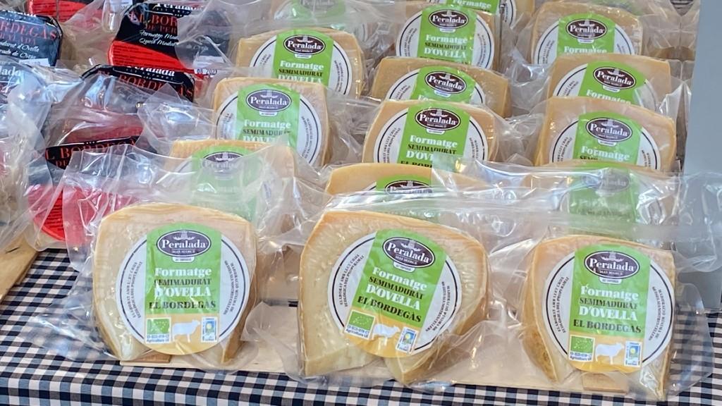 Fira de formatges artesans ExpoCheese