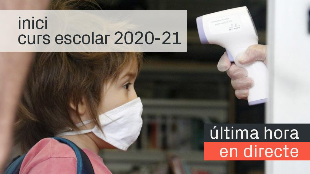 inici curs escolar 2020