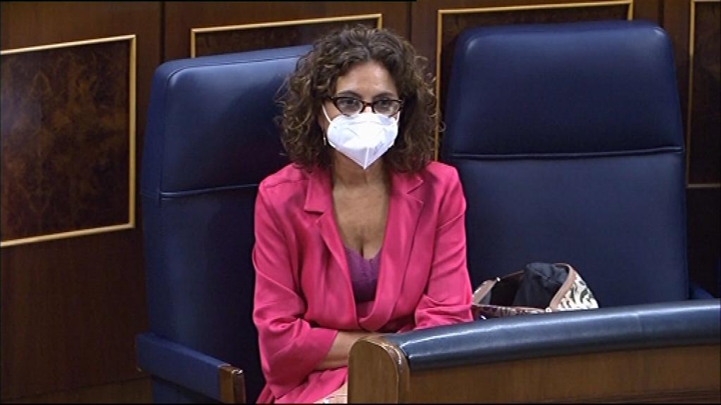 Maria Jesus Montero ministra Hisenda