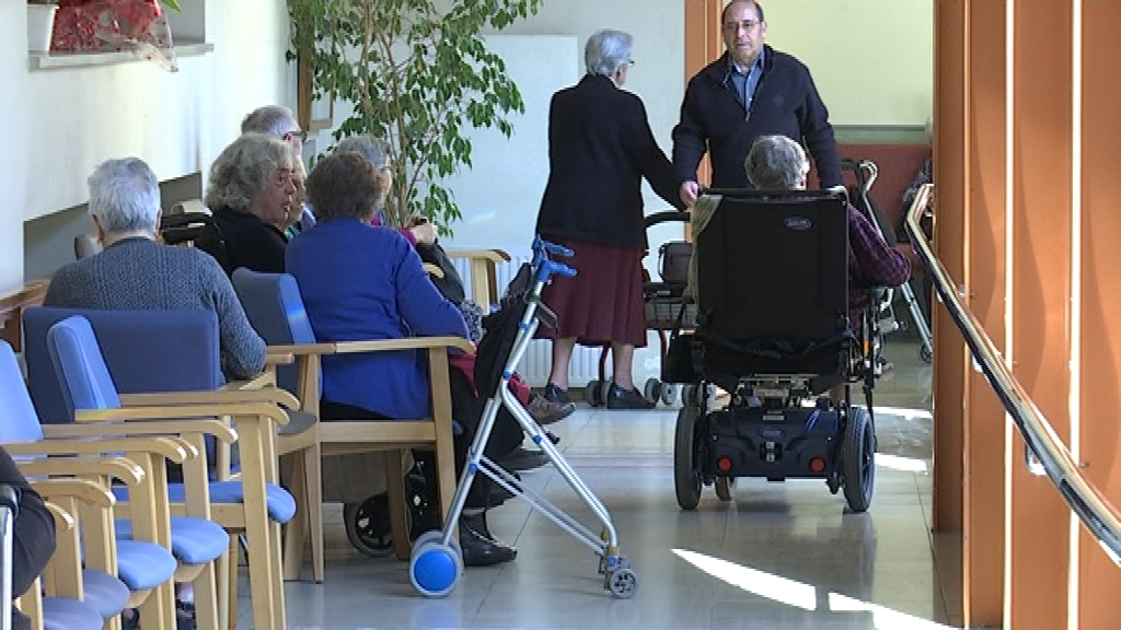 residència gent gran