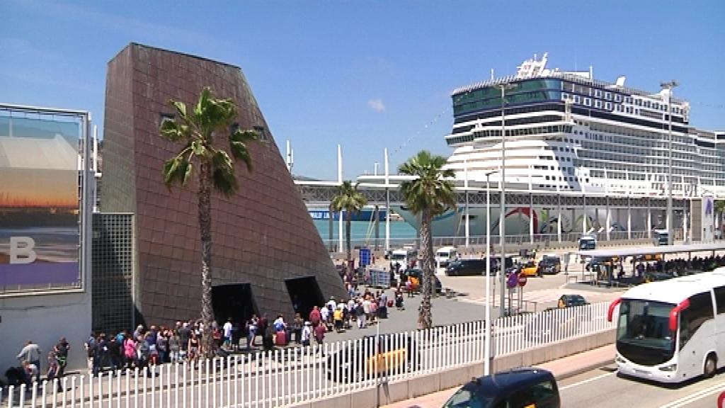 creuers port barcelona