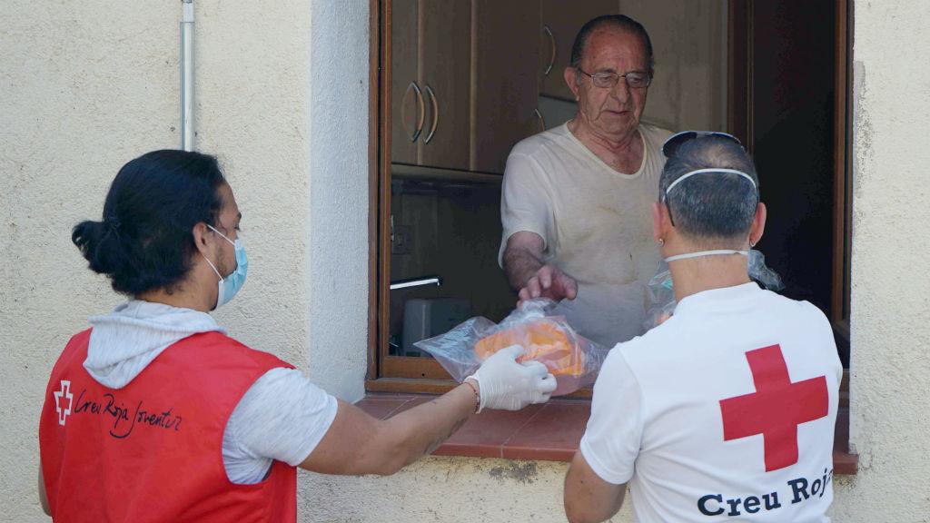 Balanç Creu Roja coronavirus