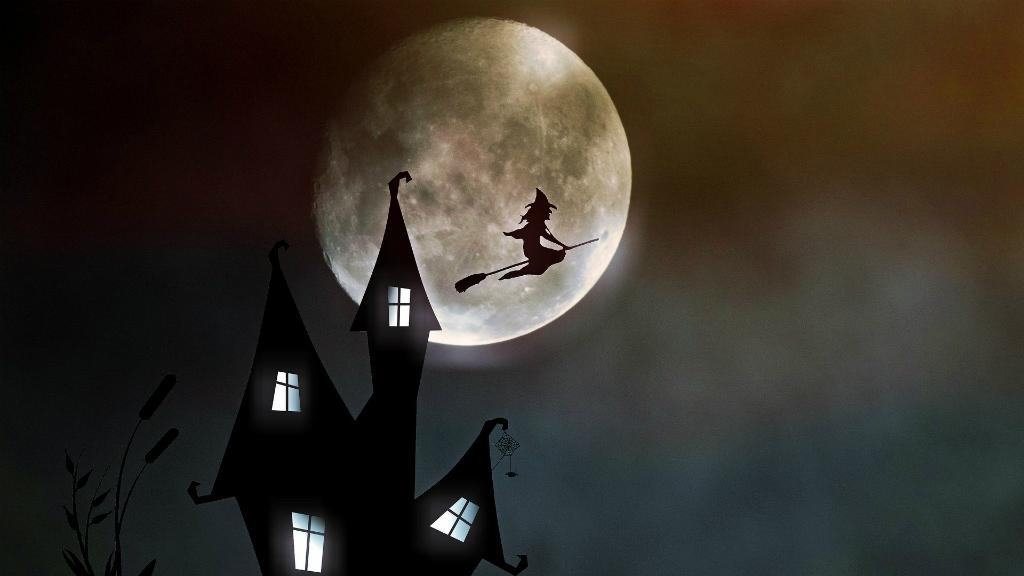 castell bruixa halloween 2