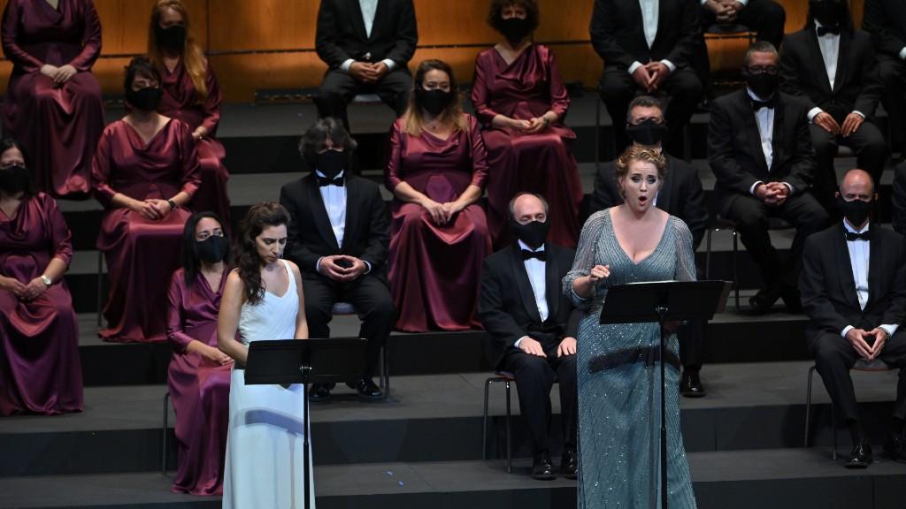 soprano Rachel Willis-Sørensen 'Il Trovatore' al Liceu
