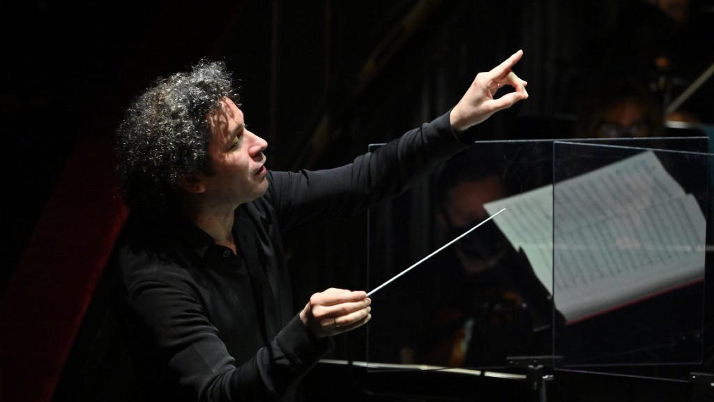 Gustavo Dudamel al Liceu