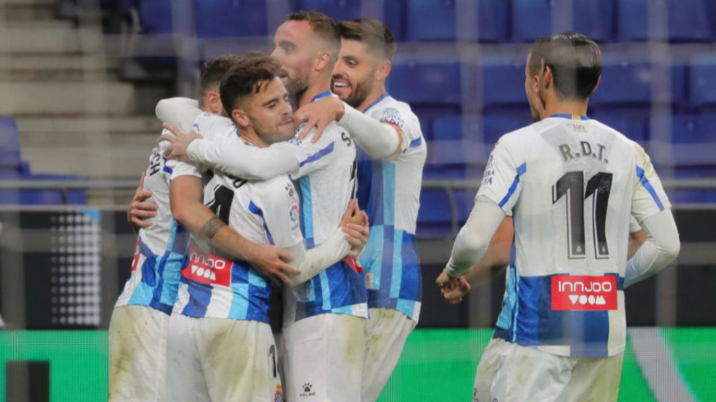 Espanyol - Ponferradina gol