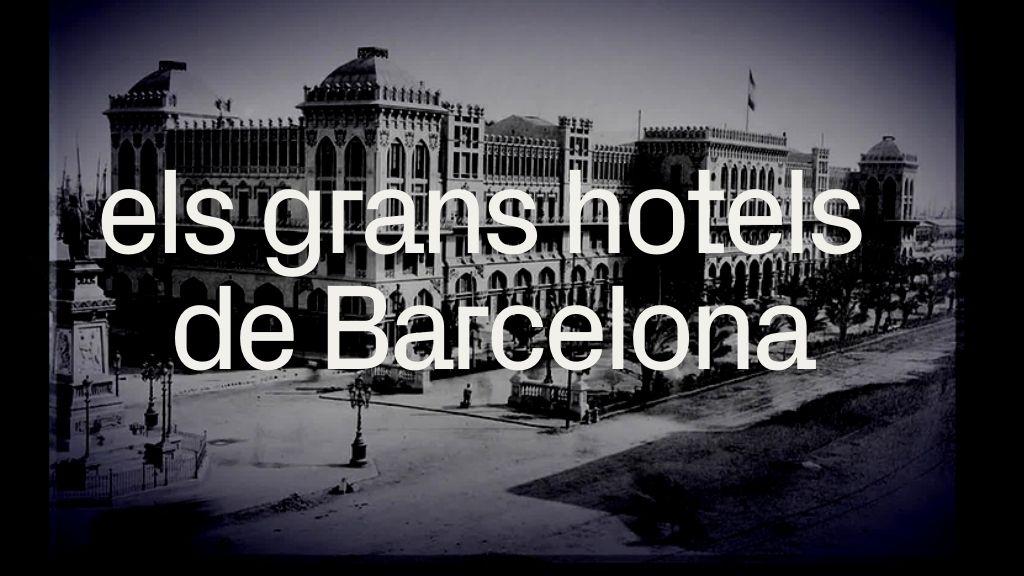 hotels Barcelona història