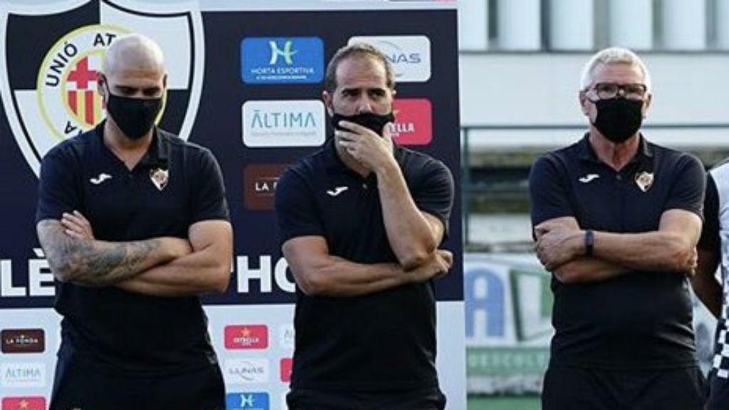 Horta marxen segon entrenador i preparador porters