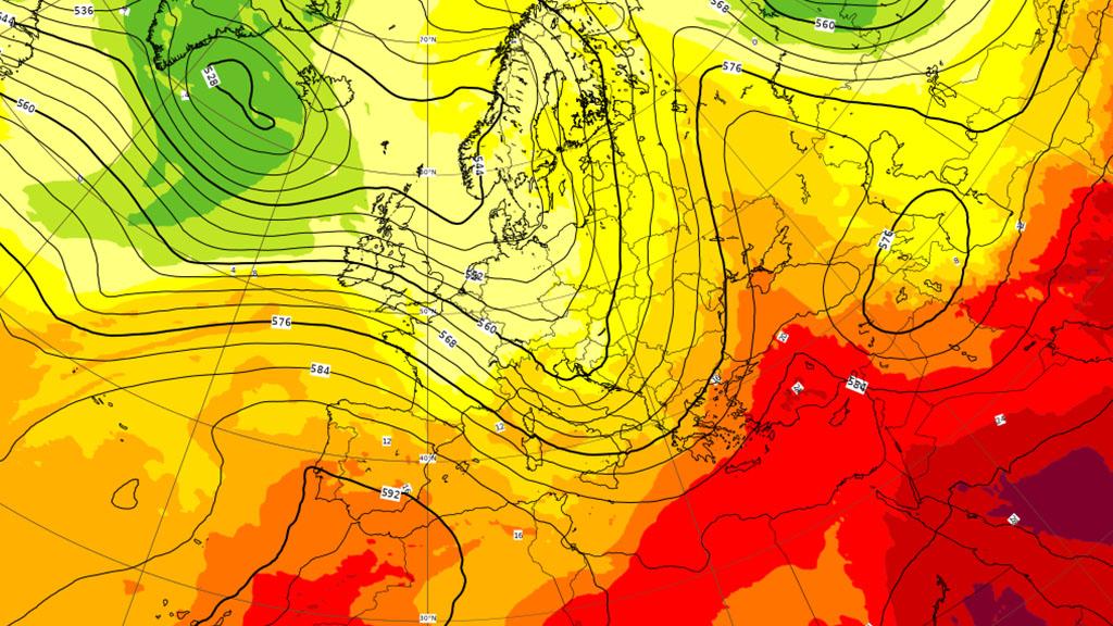 model meteorològic ECMWF