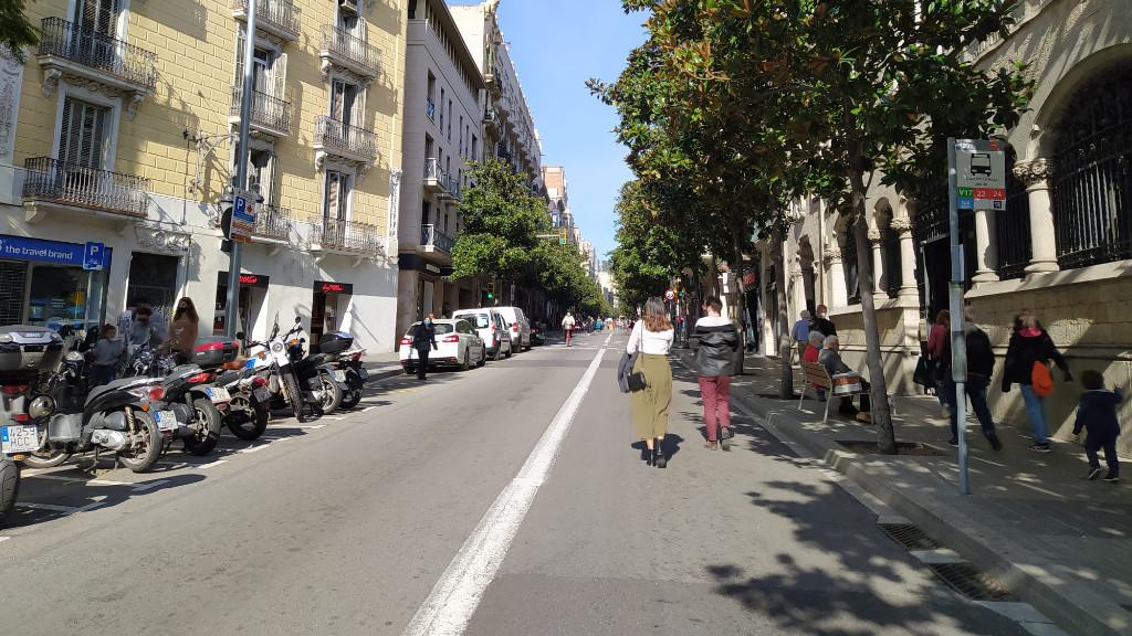 Obrim carrers: Gran de Gràcia