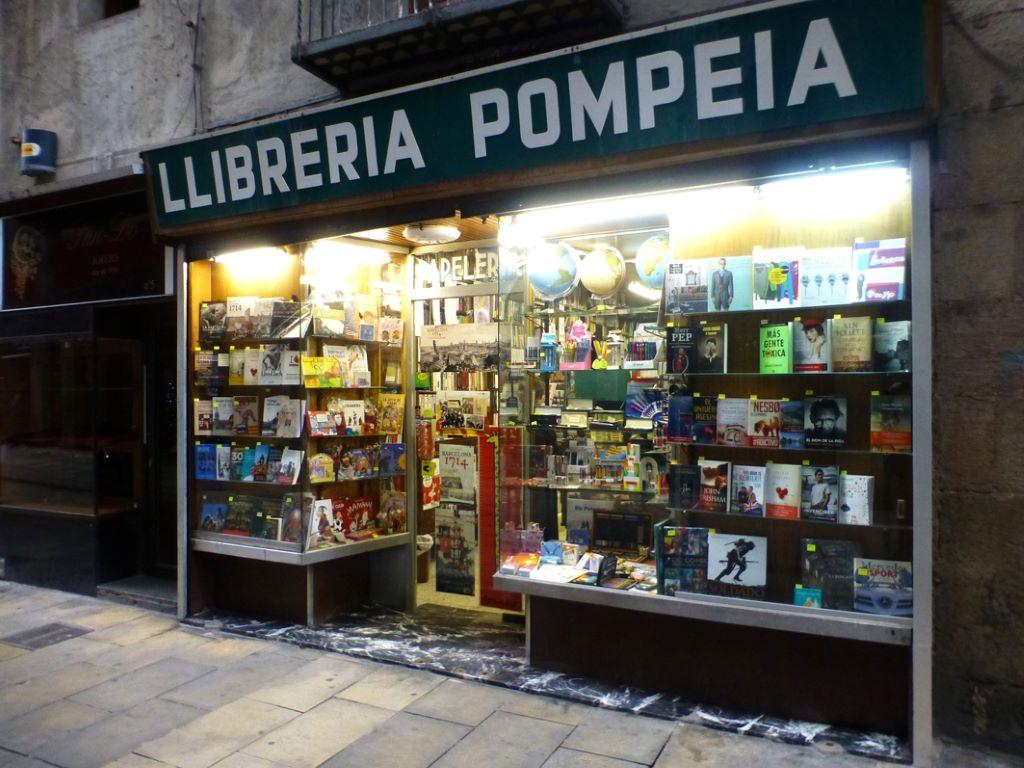 Llibreria Pompeia