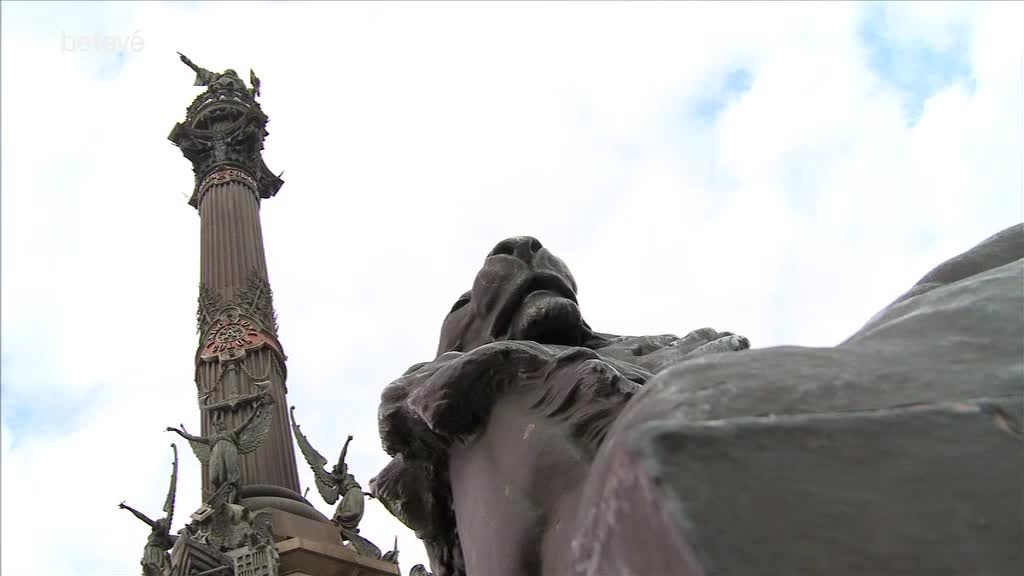 VPA canons a lleons monument colom