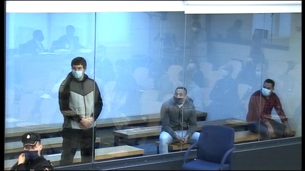 Els 3 acusats pels atemptats del 17-A