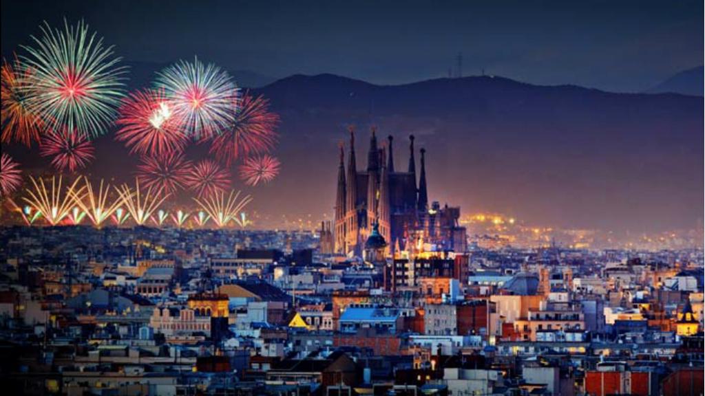 Com serà la nit de cap d'Any 2021 a Barcelona