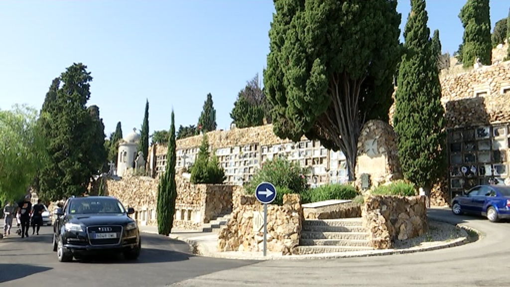 Cementiri Montjuïc Tots Sants