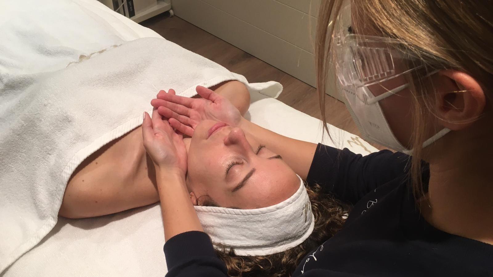 Centre d'estètica massatge