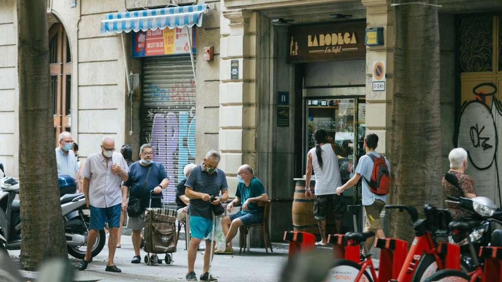 Comerç al barri de Sant Antoni