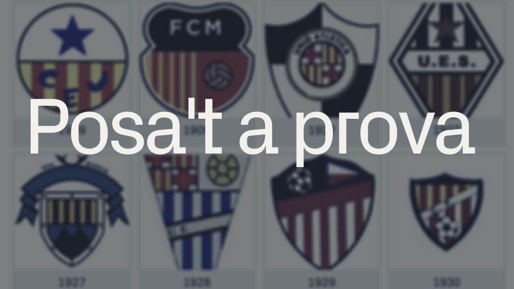escuts clubs futbol barcelona