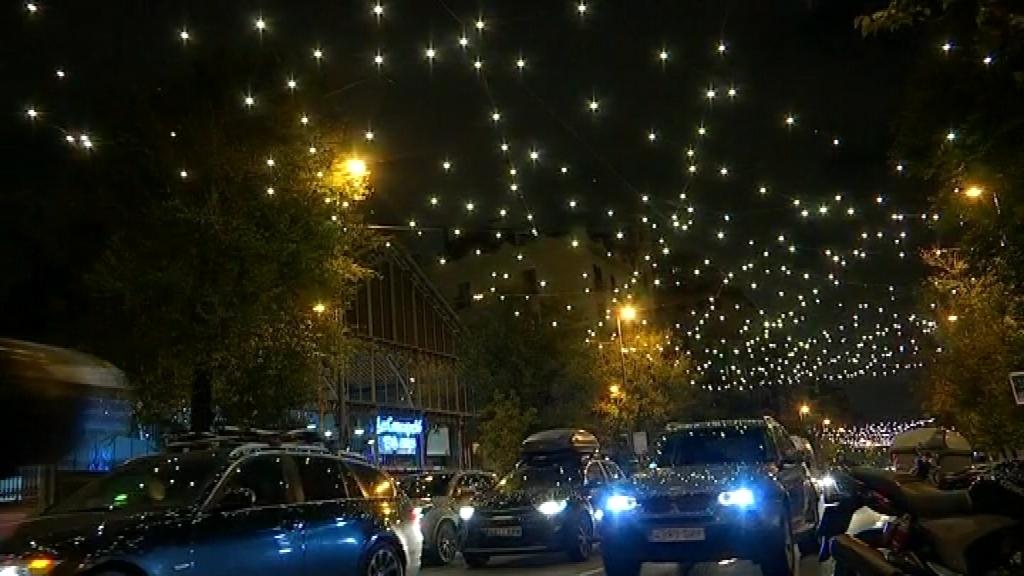 llums Nadal 2020 carrer Aragó