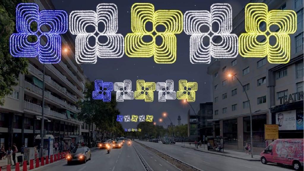 llums nadal Barcelona 2020
