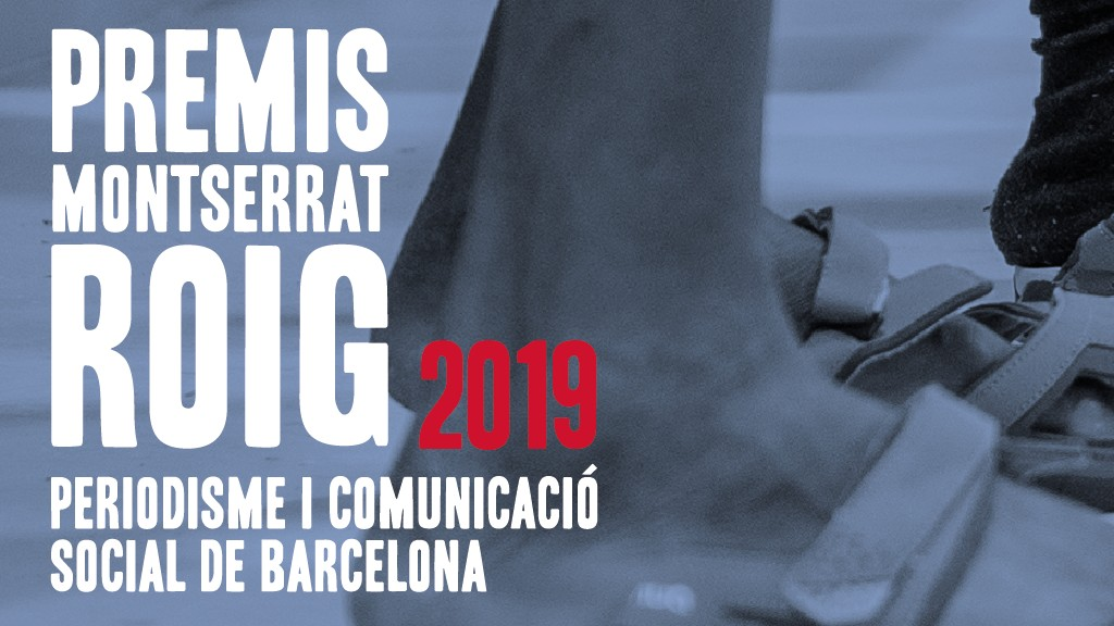 Premis Montserrat Roig 2019