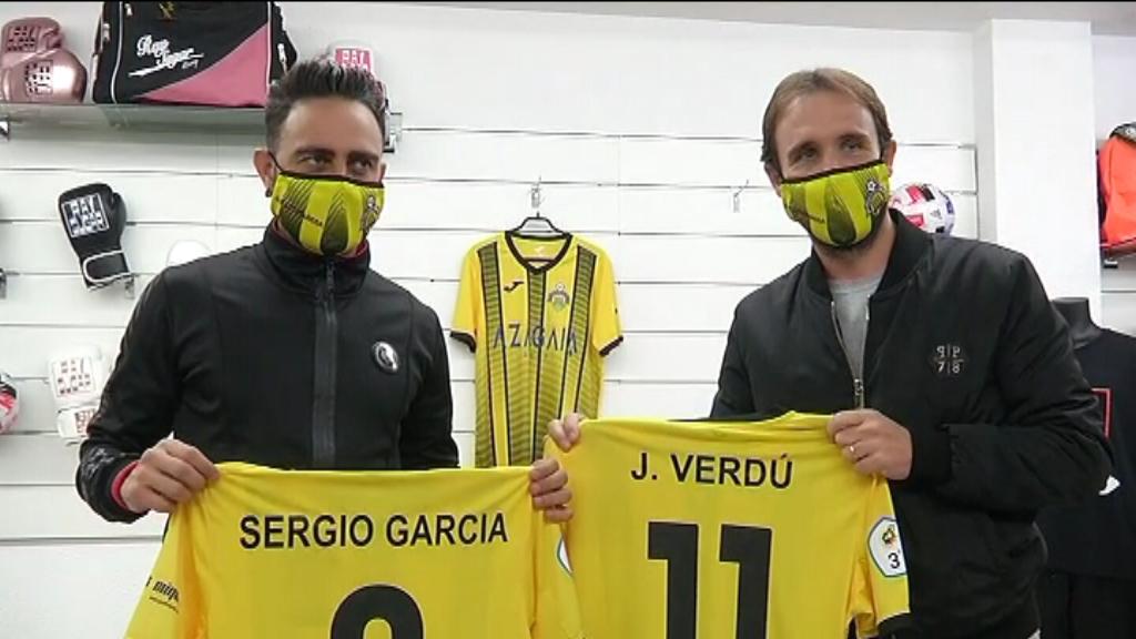 Sergio Garcia Verdu