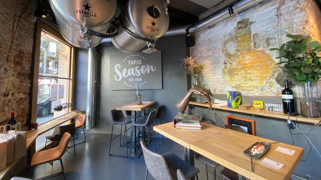 restaurant season carrer aribau