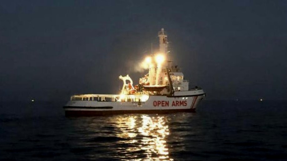 vaixell proactiva open arms