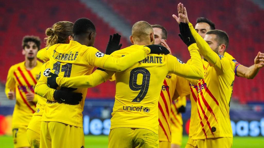 Ferencváros Barça Braithwaite