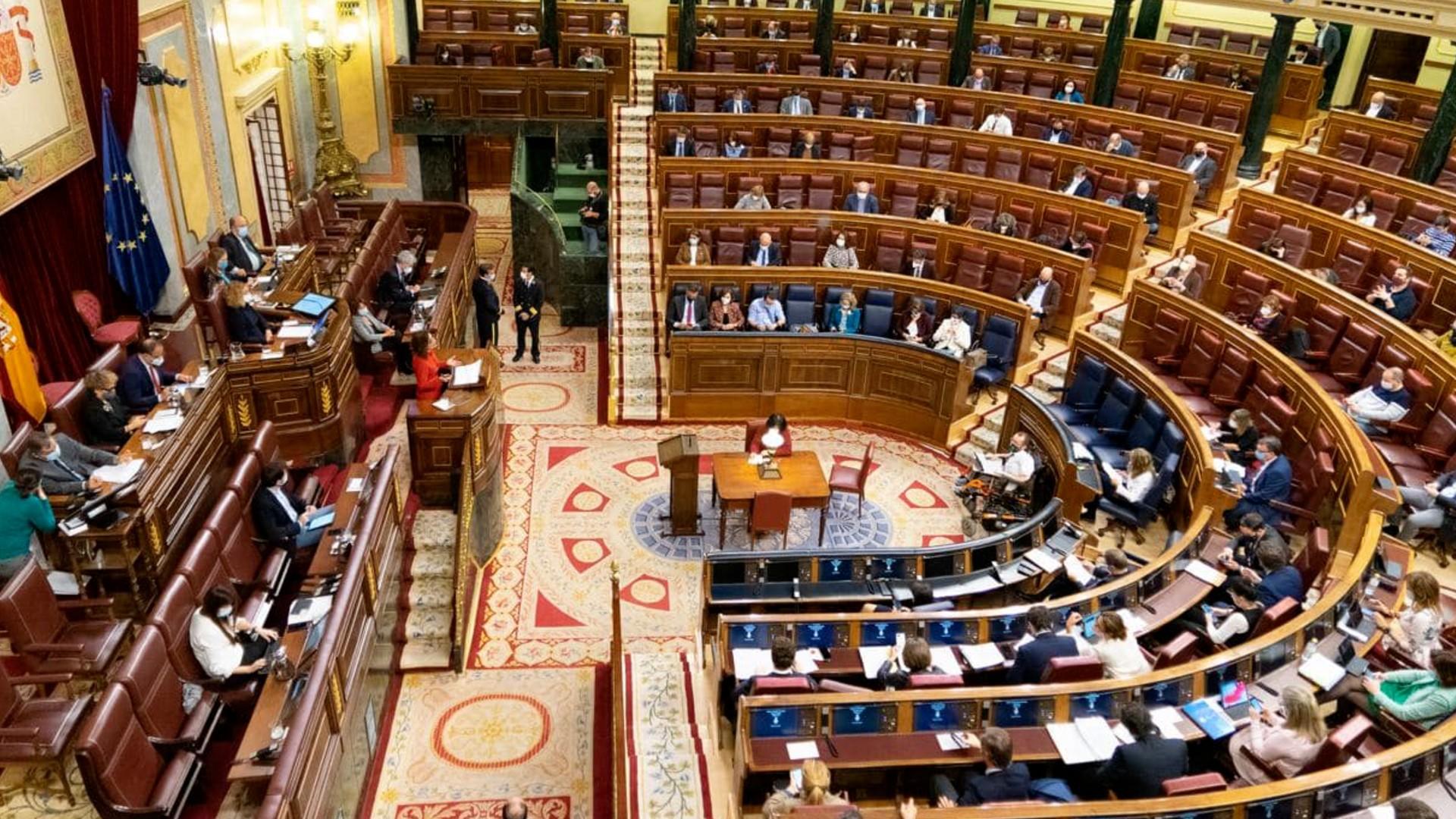 Ple Congrés Diputats