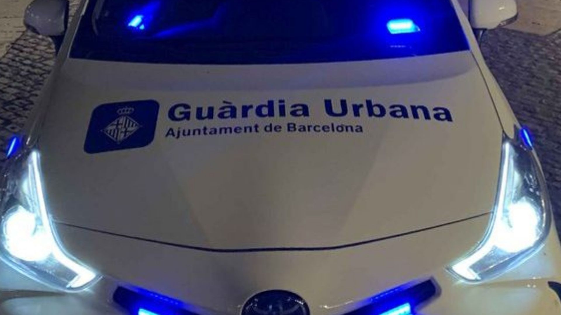 cotxe de la guàrdia urbana
