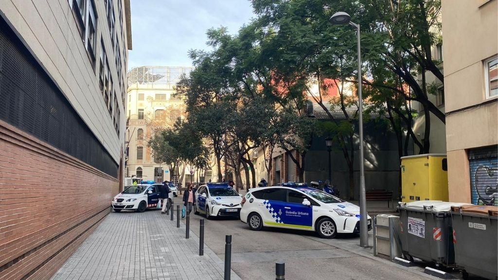 guàrdia urbana i mossos