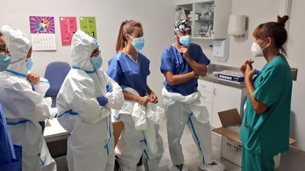 infermers coronavirus