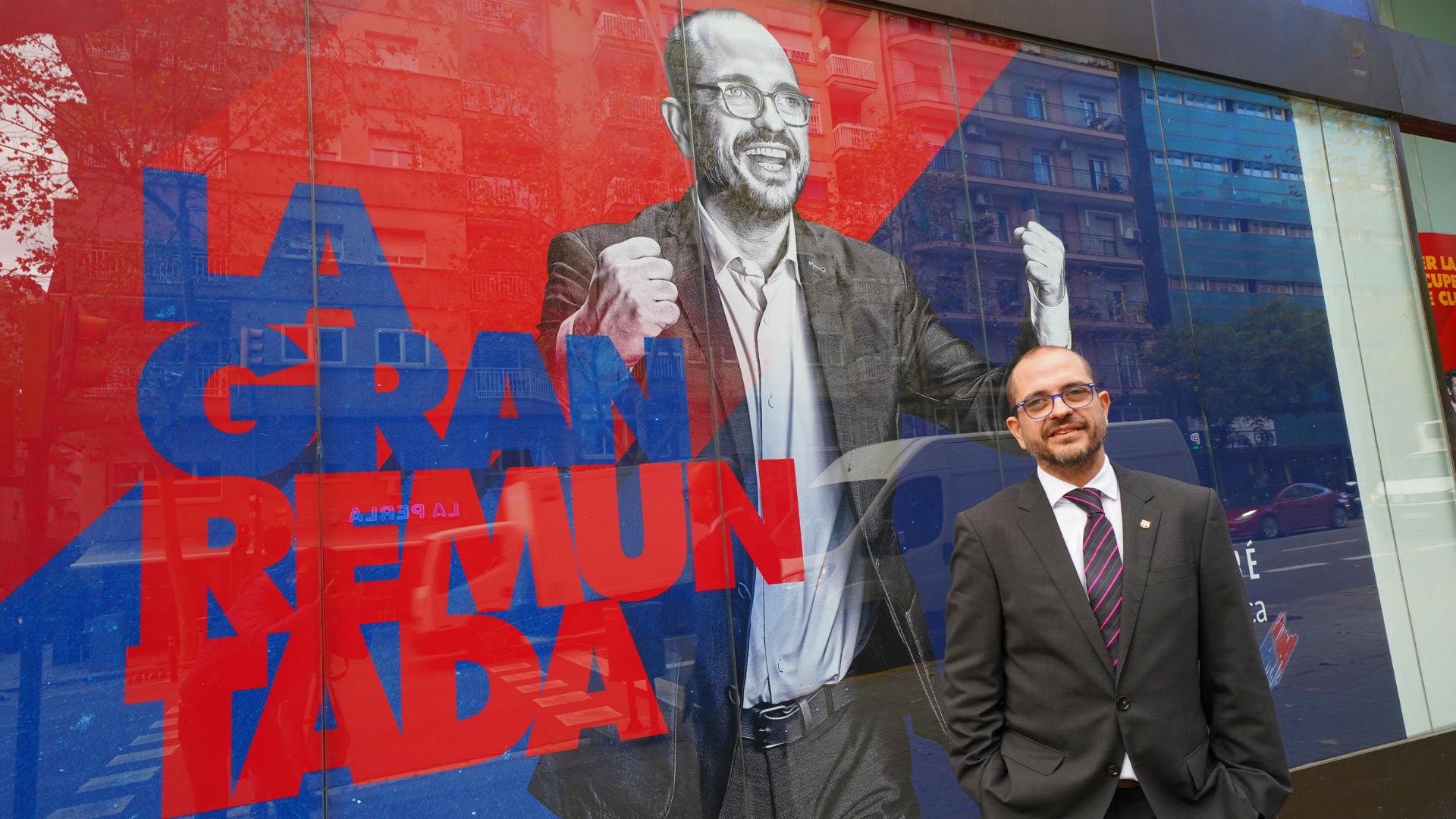 Jordi Farré proposa carnet gratis 25 anys