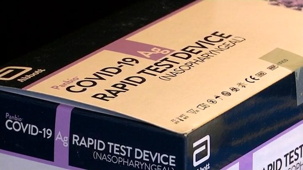 caixa test antígens