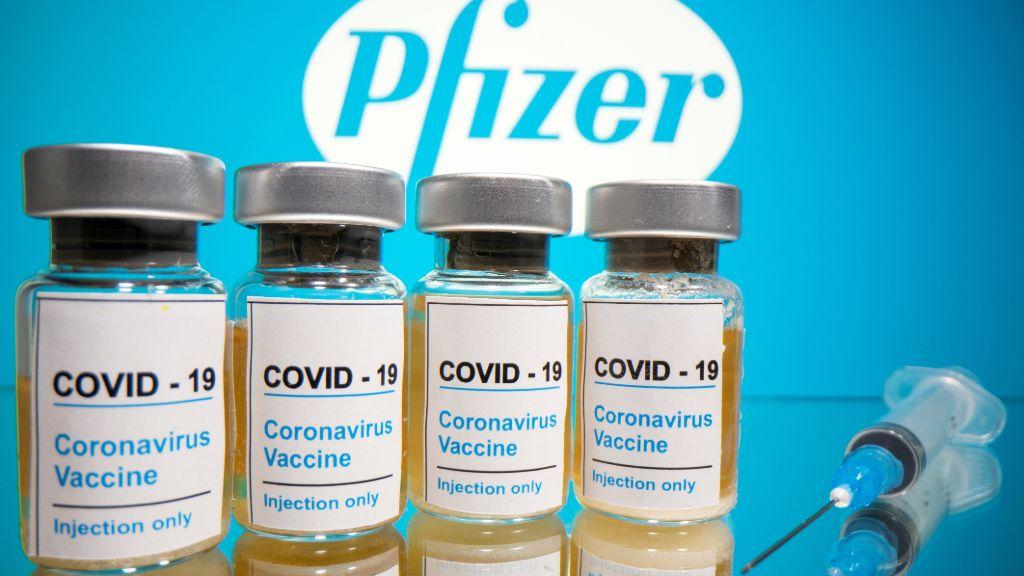 vacunes de Pfizer