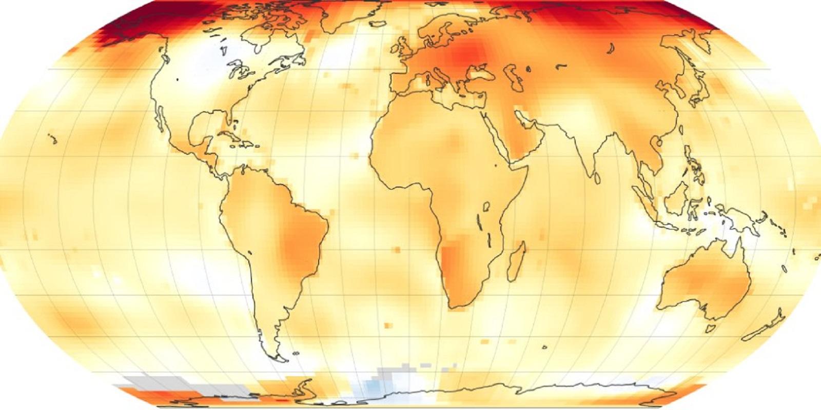 temperatura planetaria