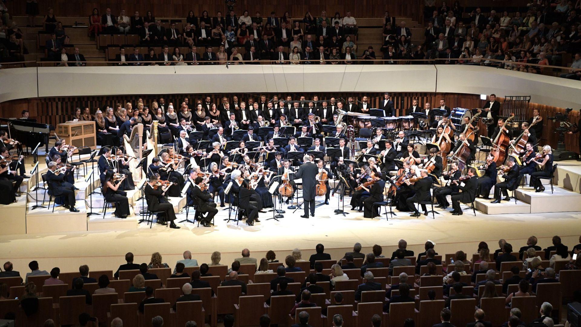 Orquestra Simfònica Teatre Mariinsky