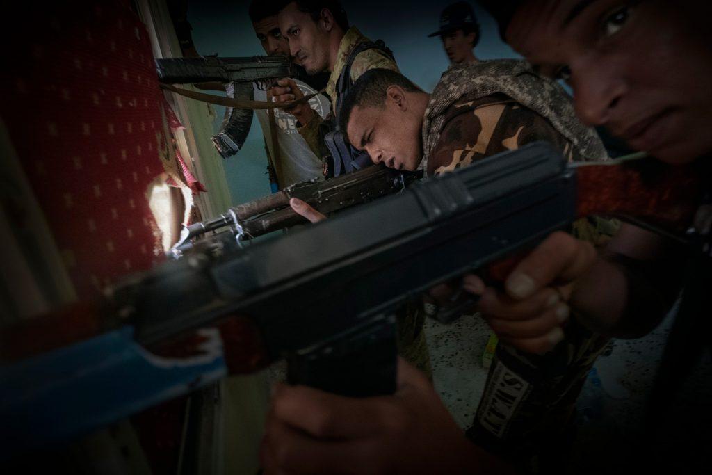 Llibre The Libyan Crossroads - Guerra Líbia Sirte 2016 Autor Ricardo Garcia Vilanova